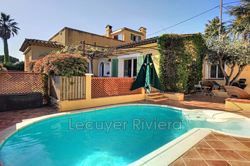 Photo Villa Juan-les-Pins Tramontane ,   to buy villa  6 bedroom   200 m²