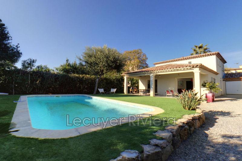 Photo Villa Juan-les-Pins Bord de mer,   to buy villa  4 bedroom   150m²