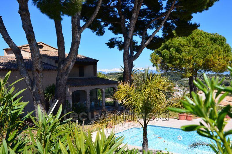 Photo Villa Vallauris Collines,   achat villa  4 chambres   170m²