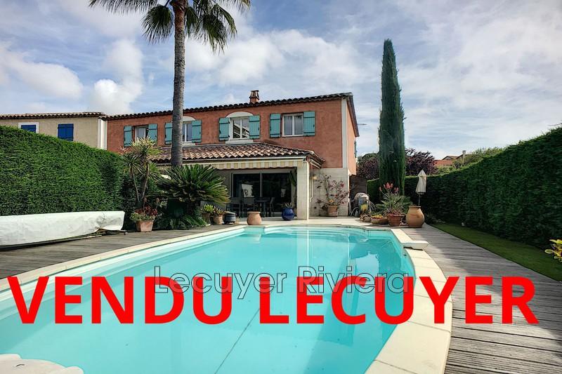 Photo Villa Golfe-Juan Collines,   achat villa  3 chambres   80m²
