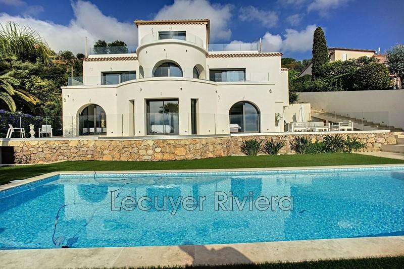 Photo Villa Golfe-Juan Collines,   achat villa  5 chambres   240m²