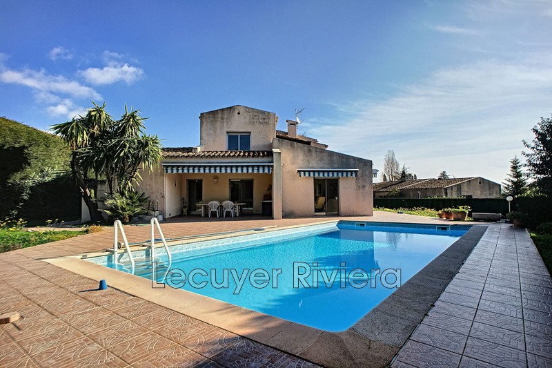 Photo Villa Golfe-Juan Pompidou,   to buy villa  5 bedroom   190 m²