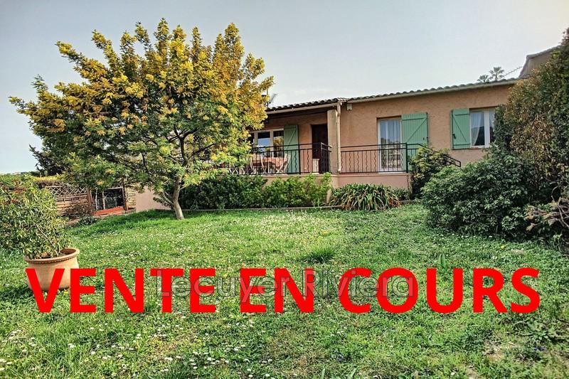 Photo Villa Vallauris Collines,   achat villa  3 chambres   88m²