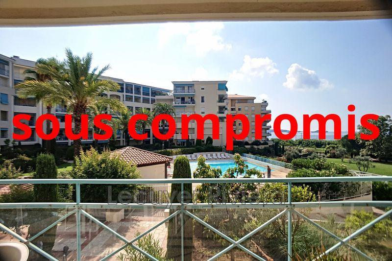 Photo Appartement Juan-les-Pins   achat appartement  2 pièces   30m²