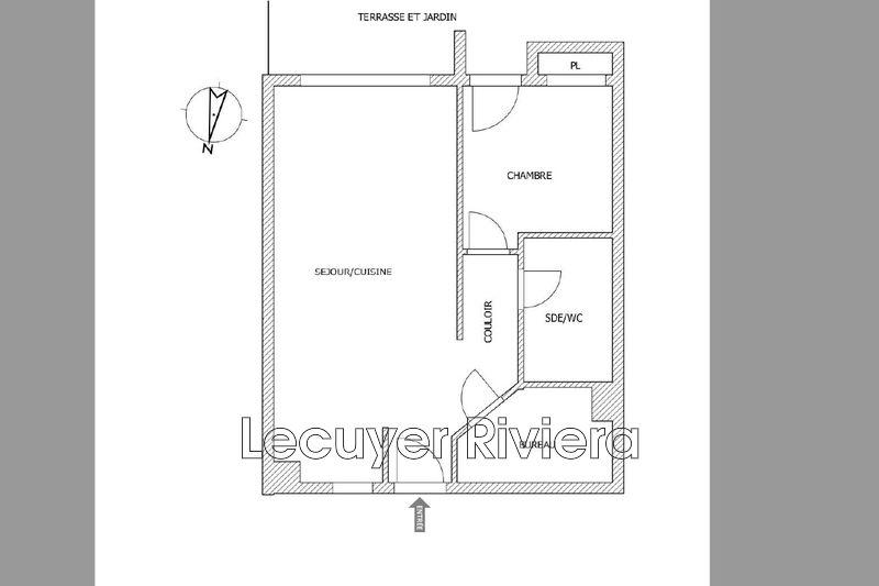Photo n°14 - Vente appartement Golfe-Juan 06220 - 240 000 €
