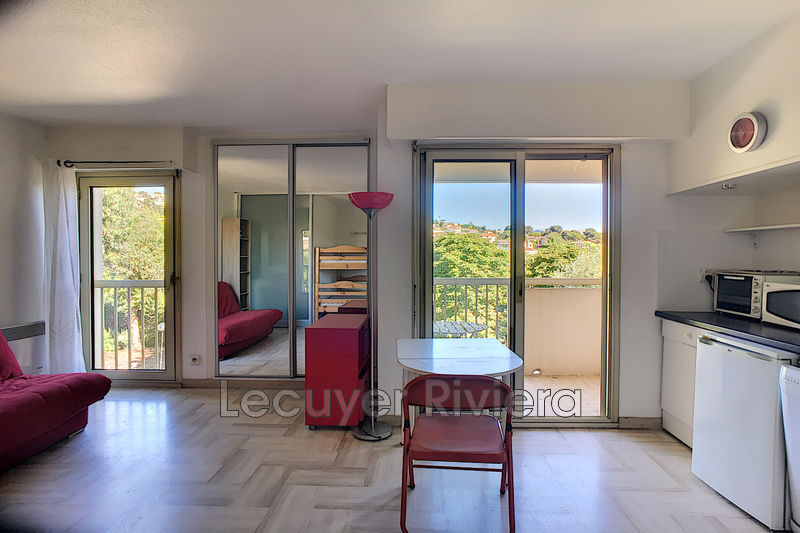 Photo Apartment Golfe-Juan Pompidou,   to buy apartment  1 room   24 m²