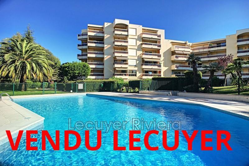 Photo Apartment Golfe-Juan Pompidou,   to buy apartment  1 room   24m²