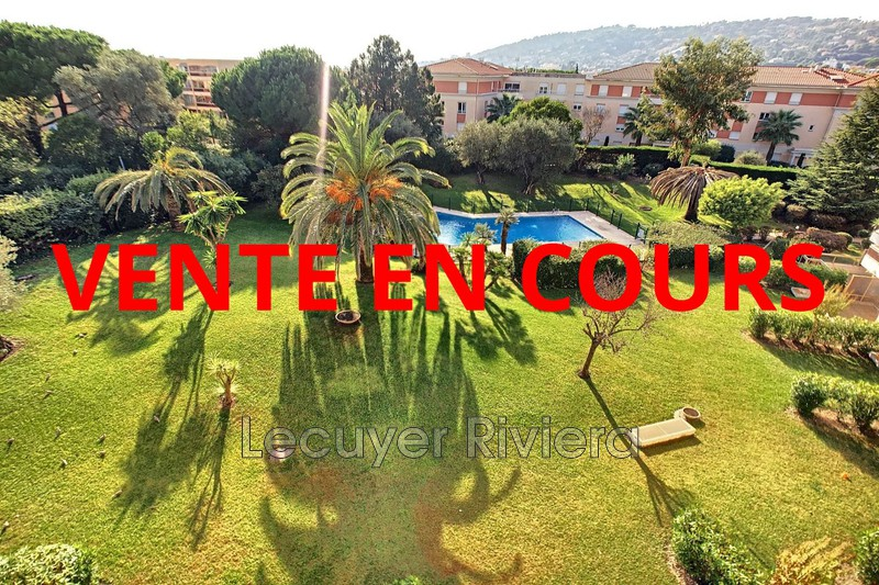 Photo Apartment Golfe-Juan Pompidou,   to buy apartment  2 rooms   35 m²