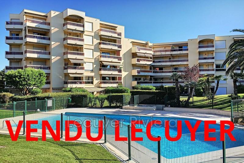 Photo Appartement Golfe-Juan Pompidou,   achat appartement  2 pièces   35m²