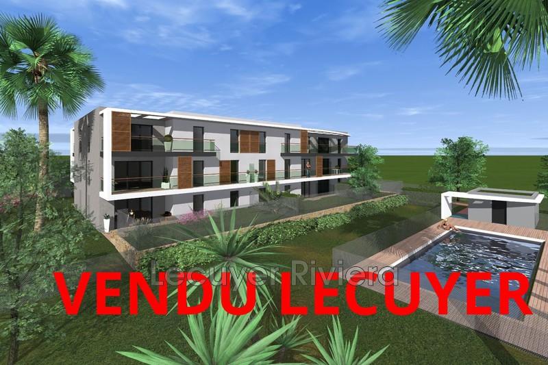 Photo Appartement Golfe-Juan Proche plages,   achat appartement  3 pièces   60m²
