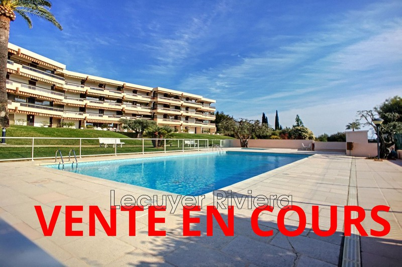 appartement  1 room  Antibes Seaside  29 m² -