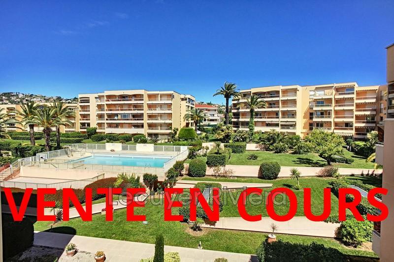 Photo Appartement Golfe-Juan Pompidou,   achat appartement  2 pièces   41m²