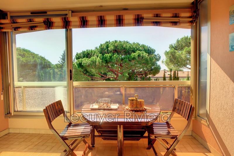Photo Apartment Golfe-Juan Pompidou,   to buy apartment  1 room   30m²