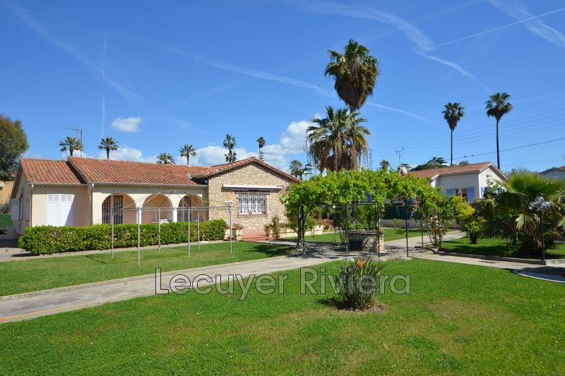 Photo Villa Golfe-Juan Centreville,   to buy villa  4 bedroom   117 m²