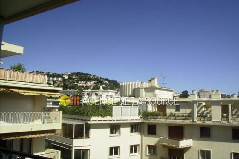 Photo Apartment Cannes Basse californie,  Rentals apartment  1 room   22m²