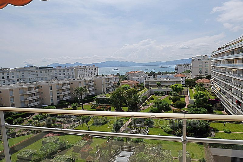 Photo Apartment Cannes Basse californie,  Rentals apartment  3 rooms   90 m²