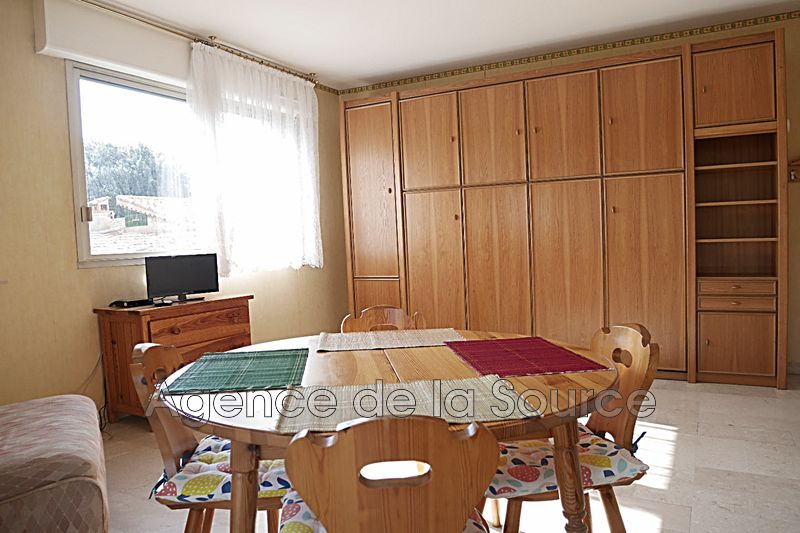 Photo Appartement Cannes Basse californie,  Location appartement  1 pièce   25 m²