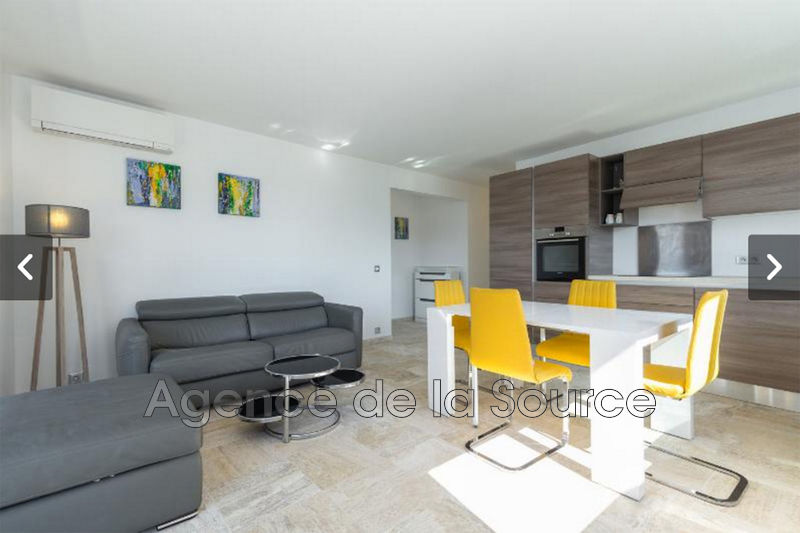 Photo Apartment Cannes Basse californie,  Rentals apartment  3 rooms   59 m²