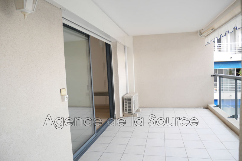 Photo Apartment Cannes Palm beach,  Rentals apartment  2 rooms   51 m²