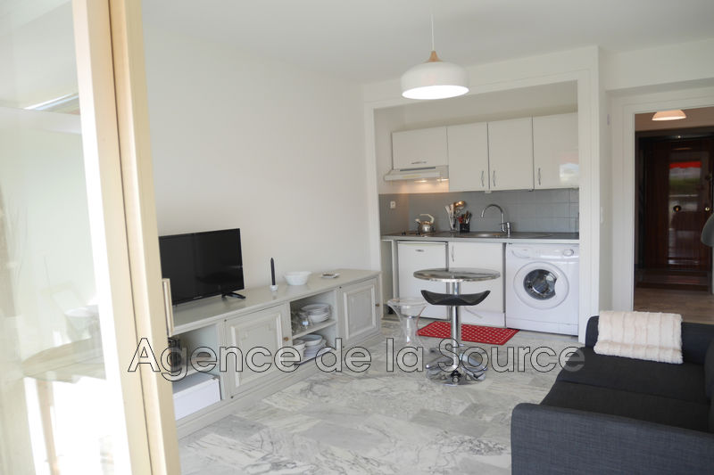 Photo Apartment Cannes Basse californie,  Rentals apartment  2 rooms   30 m²