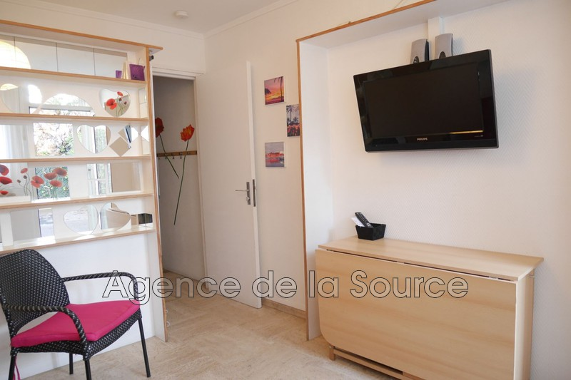 Photo Appartement Cannes Basse californie,  Location appartement  1 pièce   16 m²