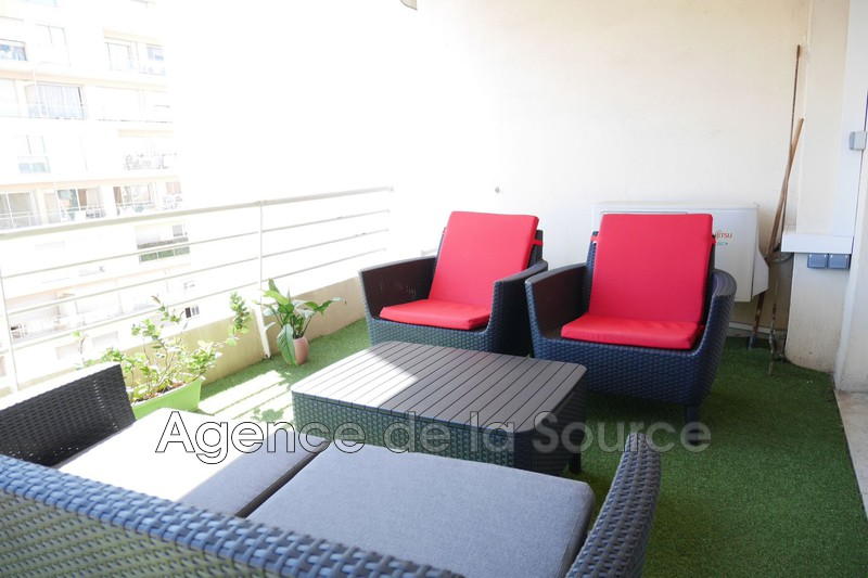Photo Appartement Cannes Basse californie,  Location appartement  2 pièces   39 m²