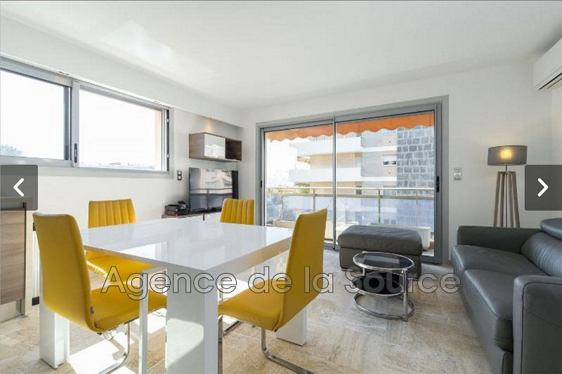 Photo Appartement Cannes Basse californie,  Location appartement  3 pièces   60 m²