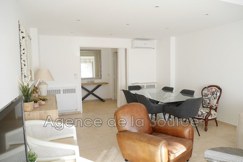 Photo Appartement Cannes Basse californie,  Location appartement  3 pièces   83 m²