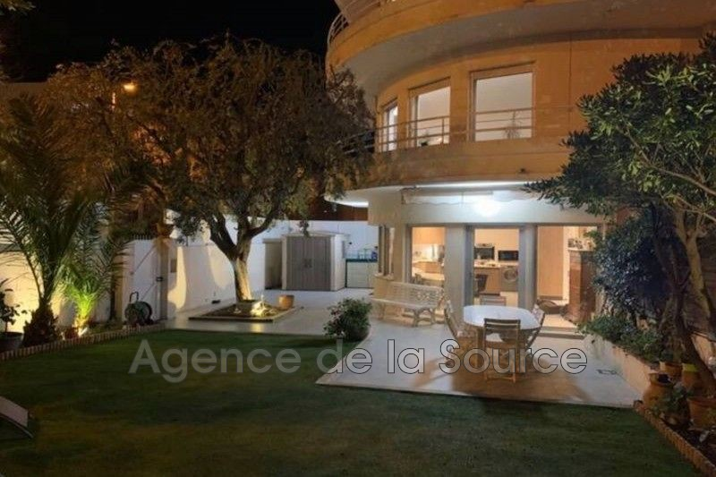 Photo Apartment Cannes Palm beach,  Rentals apartment  4 rooms   123 m²