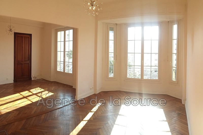 Photo Appartement Cannes Alexandre iii,  Location appartement  3 pièces   116 m²