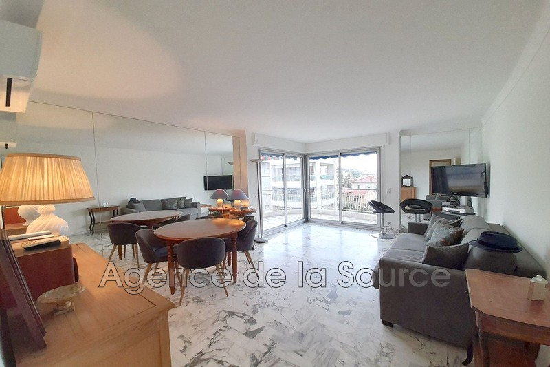 Photo Appartement Cannes Palm beach,  Location appartement  2 pièces   48 m²