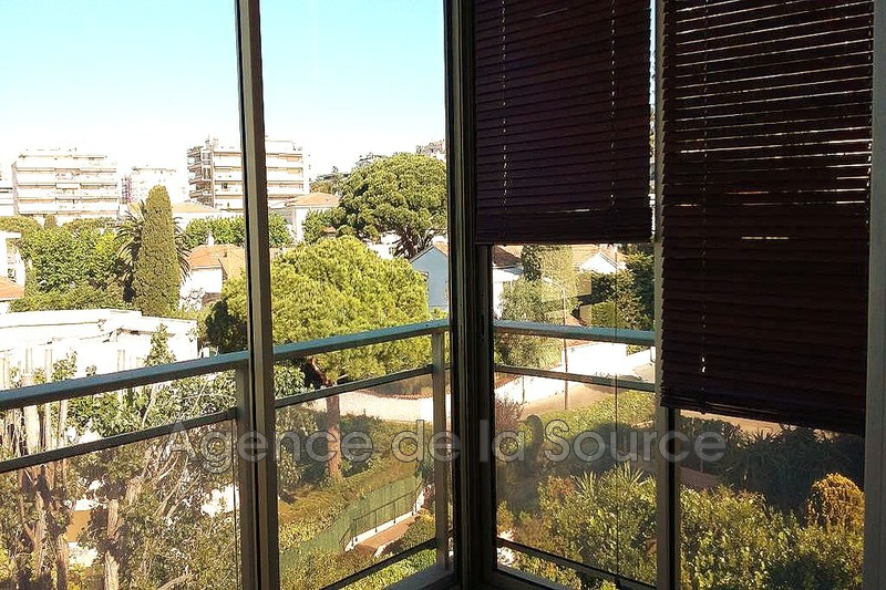 Photo Apartment Cannes Basse californie,  Rentals apartment  1 room   31 m²