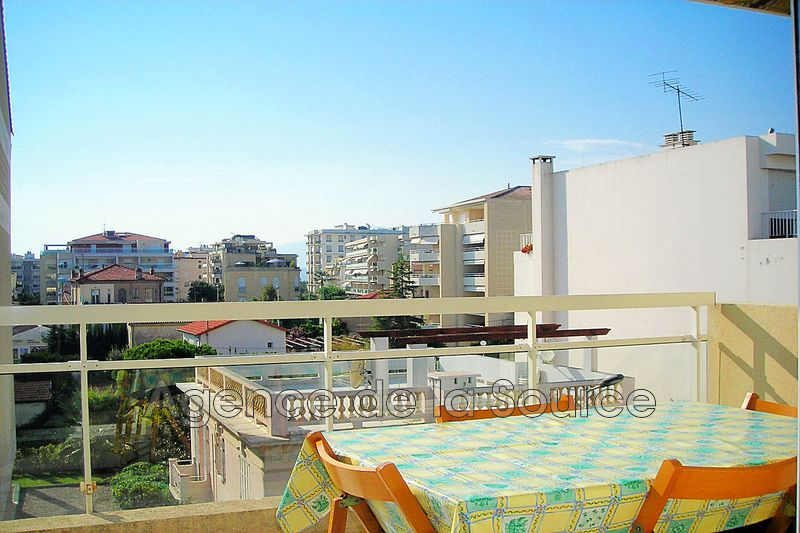 Photo Apartment Cannes Palm beach,   to buy apartment  2 rooms   31 m²