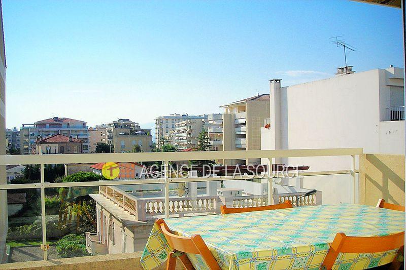 Photo Appartement Cannes Palm beach,   achat appartement  2 pièces   31m²