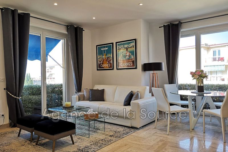 Photo Apartment Cannes Basse californie,   to buy apartment  3 rooms   47 m²