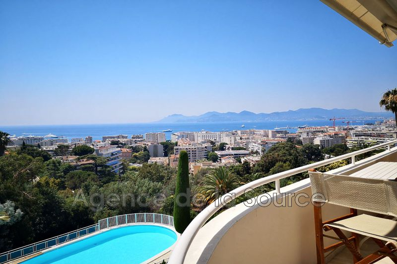 Photo Apartment Cannes Basse californie,   to buy apartment  3 rooms   56 m²