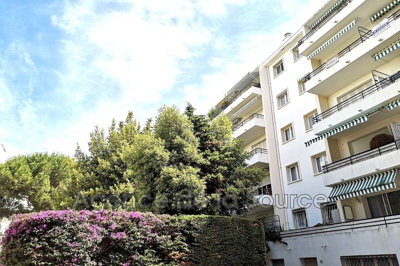 Photo Apartment Cannes Basse californie,   to buy apartment  2 rooms   53 m²