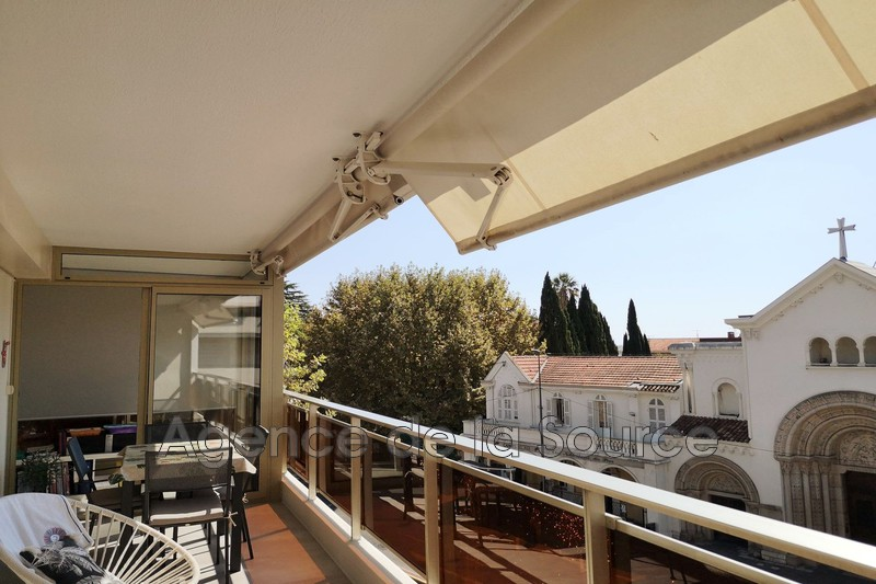 Photo Apartment Cannes Basse californie,   to buy apartment  2 rooms   59 m²