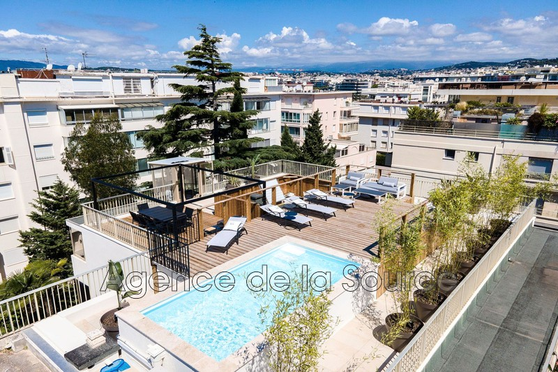 Photo Apartment Cannes Palm beach,   to buy apartment  4 rooms   114 m²