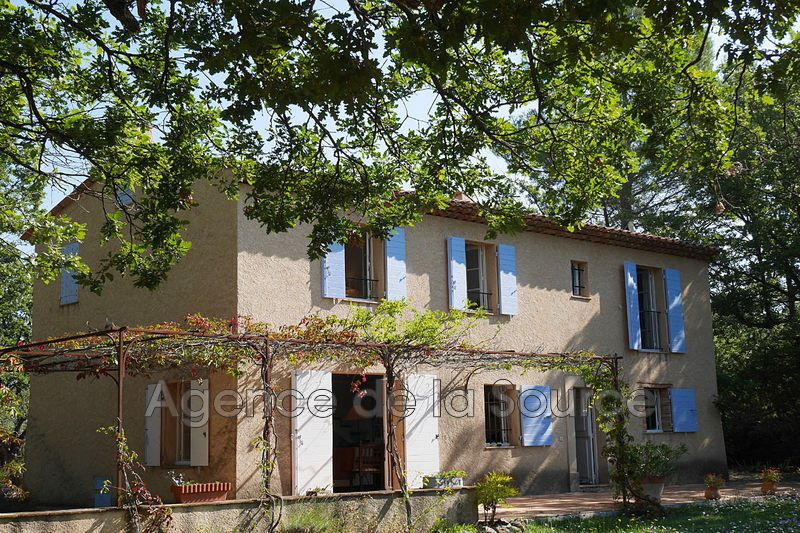 Photo Bastide Fayence Les grangues,   to buy bastide  3 bedroom   150 m²