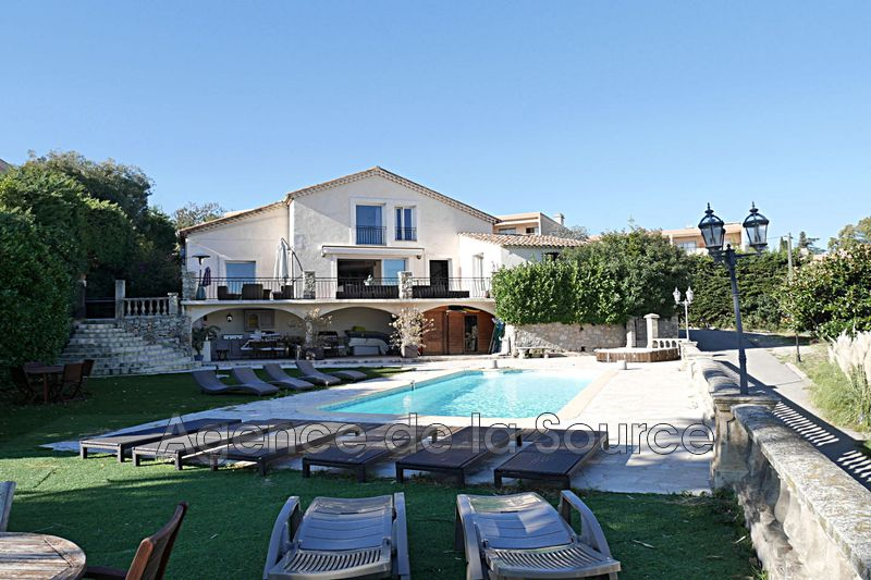 Photo Villa Cannes Bas croix des gardes,   to buy villa  8 bedroom   282 m²