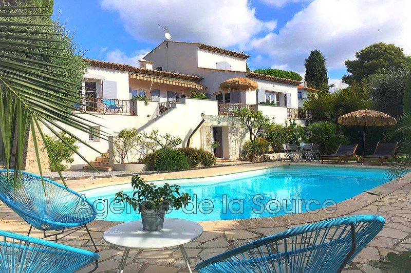 Photo Villa Cannes Delattre de tassigny,   to buy villa  5 bedroom   223 m²