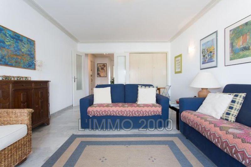 appartement  2 pièces  Juan-les-Pins Centre-ville  63m² -
