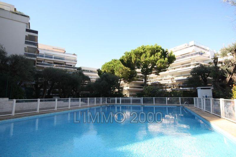 appartement  2 pièces  Juan-les-Pins Rostagne  25m² -