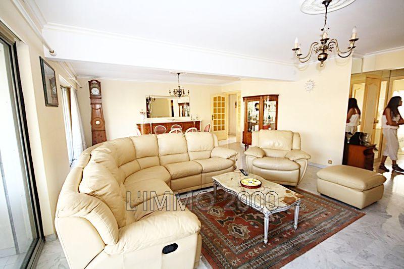 appartement  4 pièces  Juan-les-Pins Proche plages  105m² -