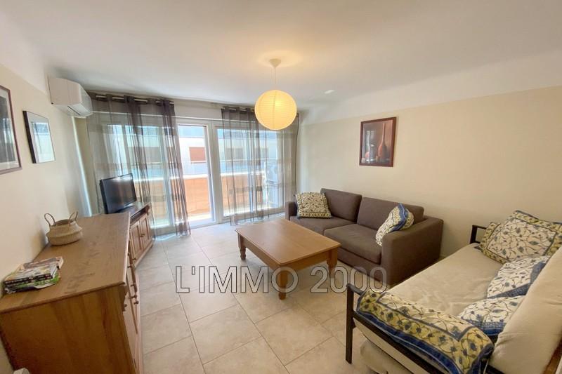 appartement  2 rooms  Juan-les-Pins Pine-wood  50m² -