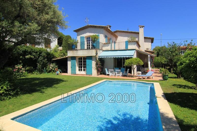 maison  5 pièces  Juan-les-Pins Pinède  220m² -
