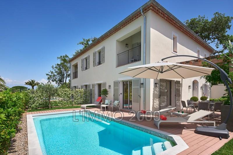 maison  5 pièces  Cap d'Antibes Saramartel  133m² -