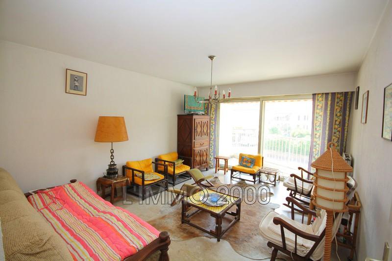 appartement  3 pièces  Juan-les-Pins Pinède  63m² -