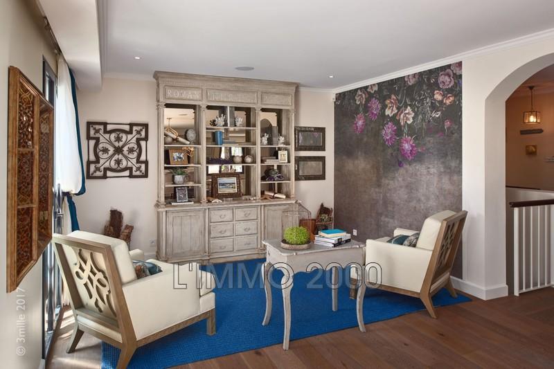 appartement  3 pièces  Cap d'Antibes Saramartel  161m² -
